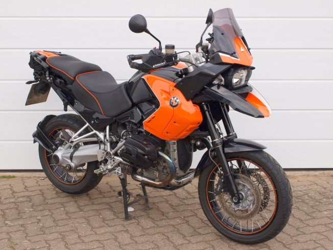 BMW R 1200 GS Orangeblack Big Bore Kit