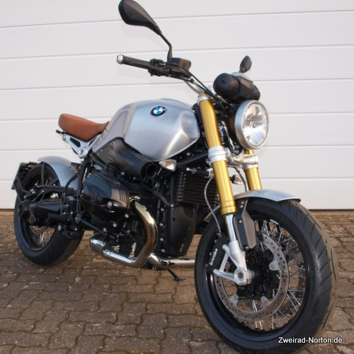 bmw r 100 gs scrambler umbau von zweirad norton motorrad. Black Bedroom Furniture Sets. Home Design Ideas