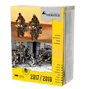 Zweirad Norton Touratech Katalog 2017